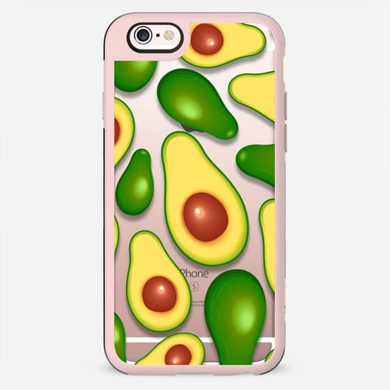 Avocado Juicy Pattern - New Standard Case