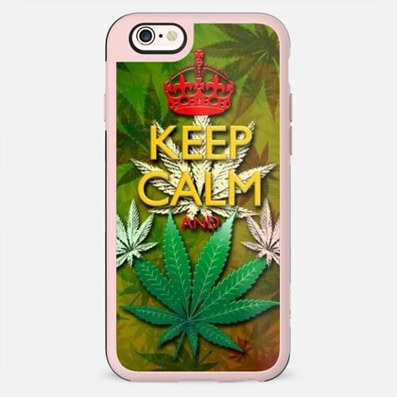 Keep Calm...and Marijuana! - New Standard Case