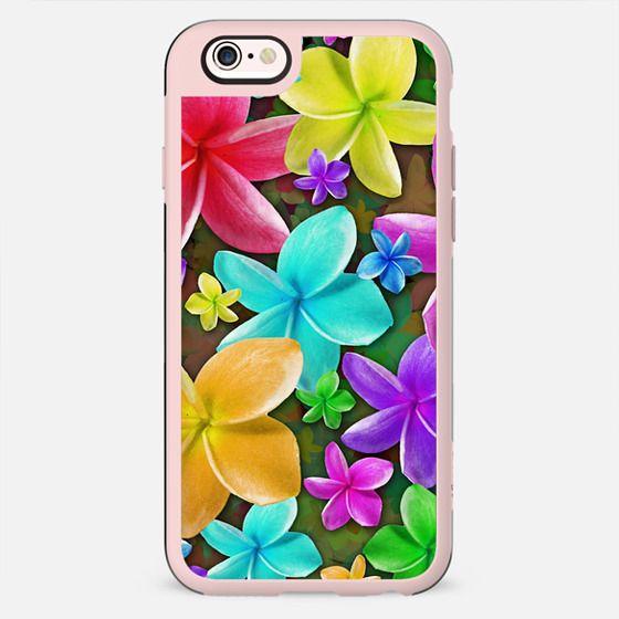 Plumerias Exotic Flowers Dream - New Standard Case