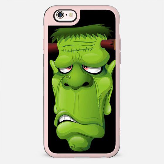 Frankenstein Monster Cartoon Portrait - New Standard Case