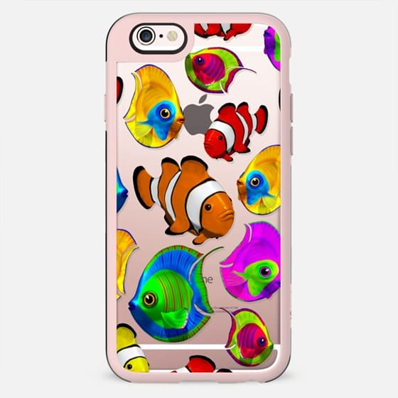 Tropical Fishes 3D - New Standard Case