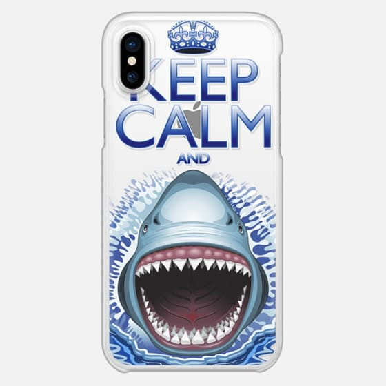 Keep Calm and...Shark Jaws Attack!