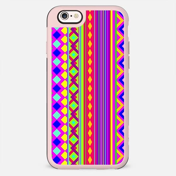 Ethnic Psychedelic Pattern -