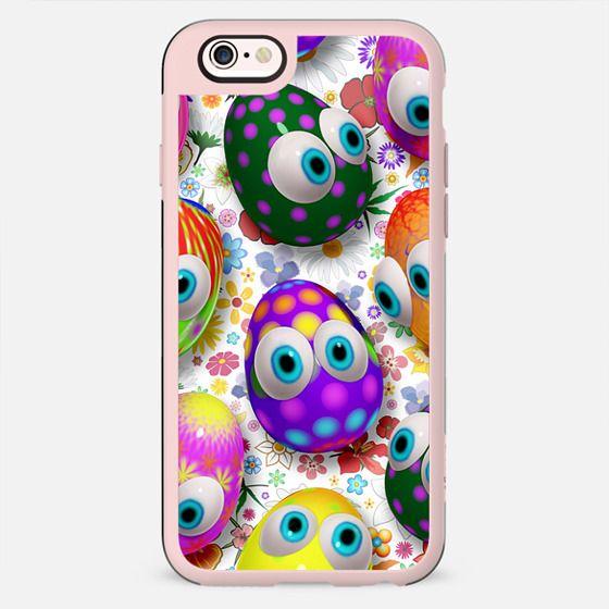 3d Cute Easter Eggs Cartoon - New Standard Case