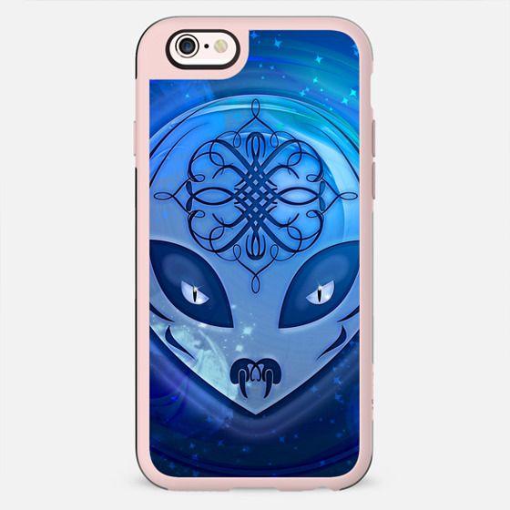 Blue Alien Dream - New Standard Case
