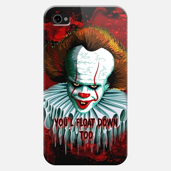 Pennywise IT - You'll Float Down, too.