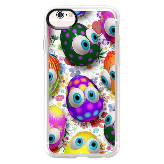 iPhone 6s Cases - 3d Cute Easter Eggs Cartoon