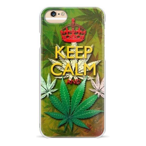 iPhone 6s Cases - Keep Calm...and Marijuana!