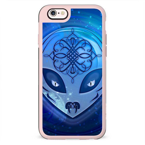 Blue Alien Dream