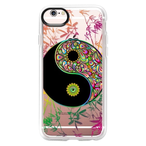 iPhone 6s Cases - Yin Yang Psychedelic Sign