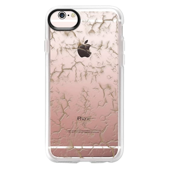 iPhone 6s Cases - Cracked Dry Earth