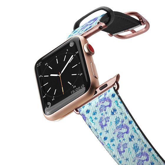 Apple Watch 42mm Bands - Mystic Mermaid Fairy Purple Creature