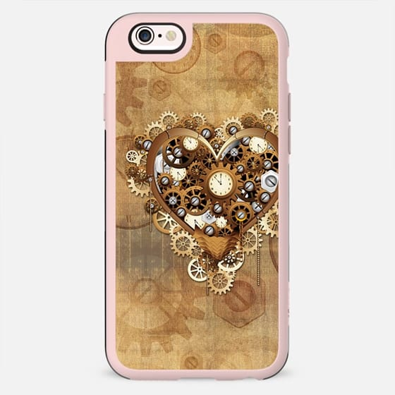 Heart Love Steampunk Style - New Standard Case