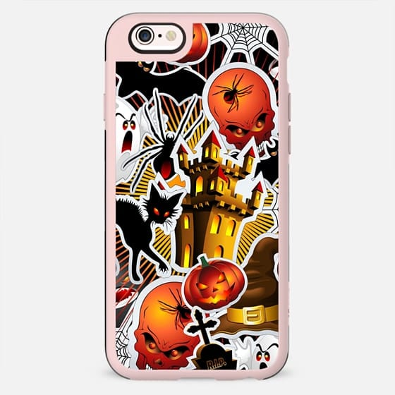 Halloween Spooky Cartoon Saga - New Standard Case