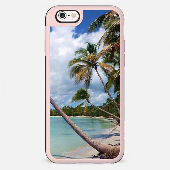 Coconut Palmtree on Wild Beach  - New Standard Case