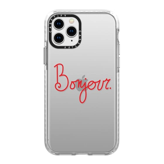 iPhone 11 Pro Cases - Bonjour