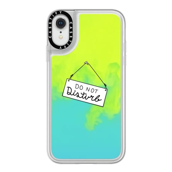 iPhone XR Cases - Do Not Disturb