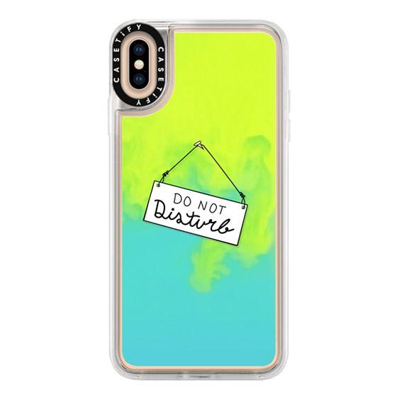 iPhone XS Max Cases - Do Not Disturb
