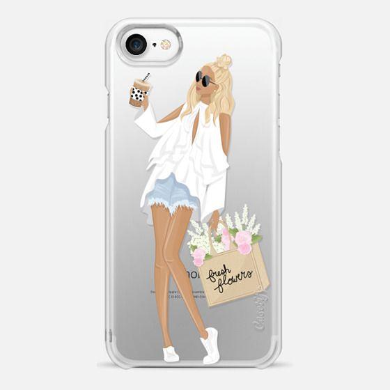 Blonde Ambition - Snap Case