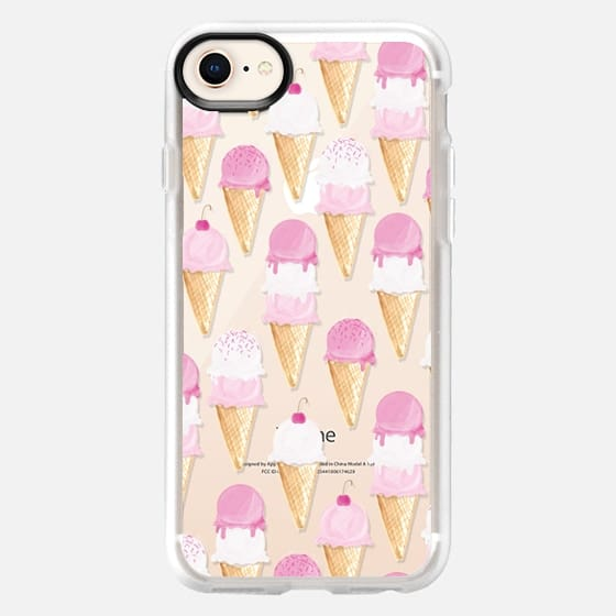 Ice cream time - Snap Case