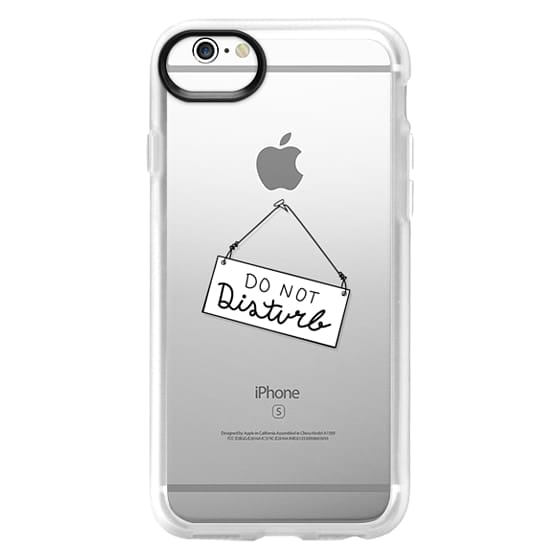 iPhone 6 Cases - Do Not Disturb