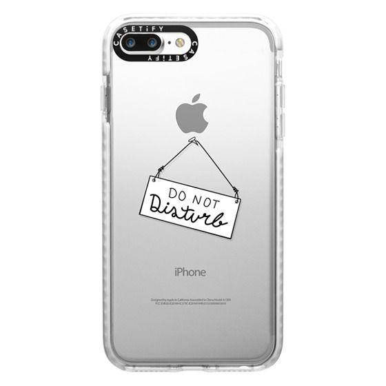 iPhone 7 Plus Cases - Do Not Disturb