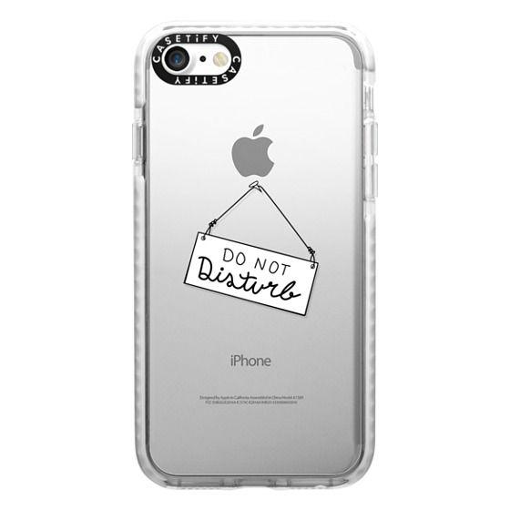 iPhone 7 Cases - Do Not Disturb