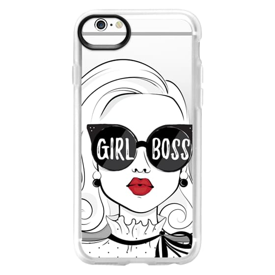 iPhone 6 Cases - Girl Boss