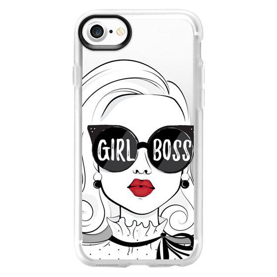 iPhone 7 Cases - Girl Boss