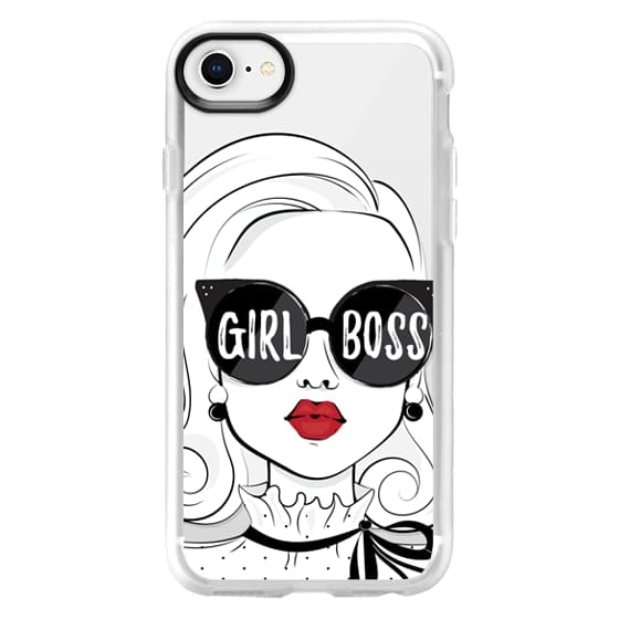 iPhone 8 Cases - Girl Boss