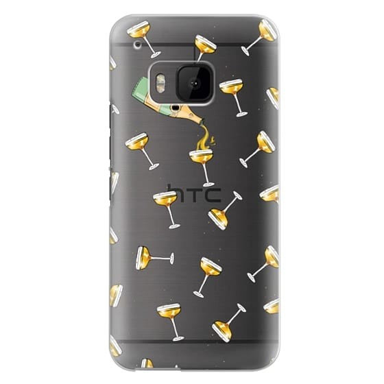 Htc One M9 Cases - champagne dreams