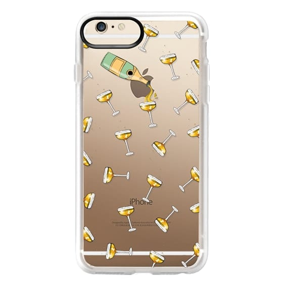 iPhone 6 Plus Cases - champagne dreams
