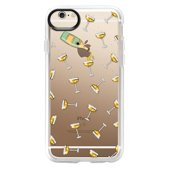 iPhone 6 Cases - champagne dreams