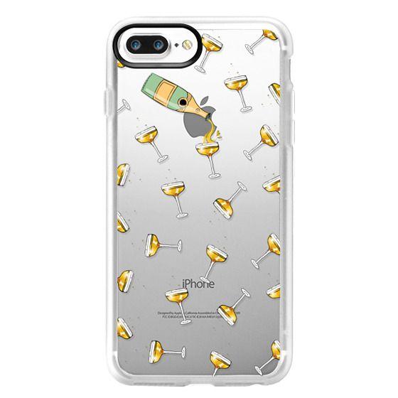 iPhone 7 Plus Cases - champagne dreams