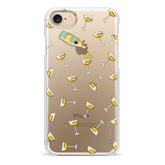 iPhone 7 Cases - champagne dreams