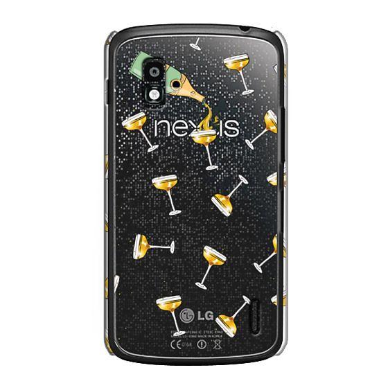 Nexus 4 Cases - champagne dreams