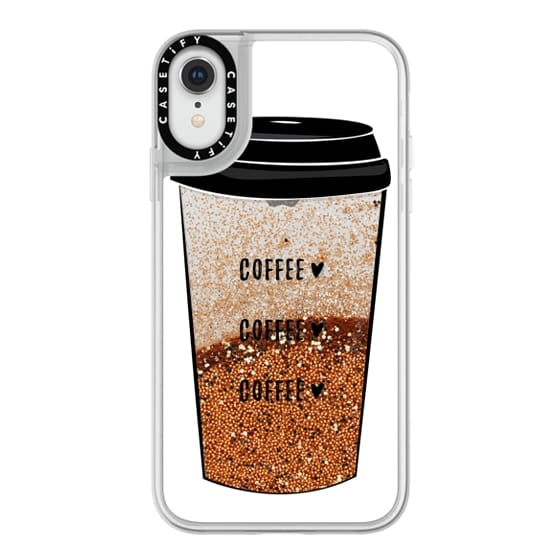 iPhone XR Cases - coffee coffee coffee