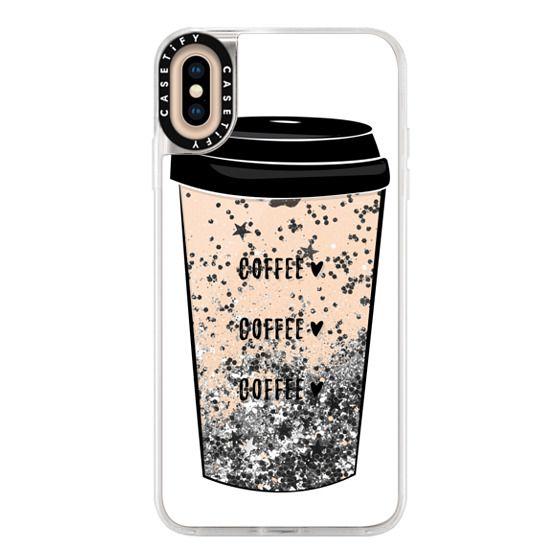 iPhone XS Max Cases - coffee coffee coffee