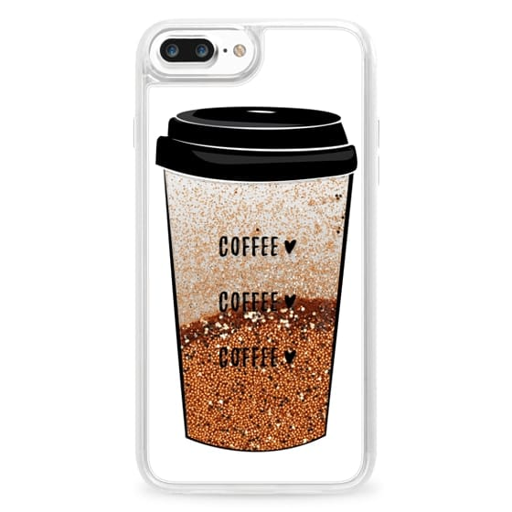 iPhone 7 Plus Cases - coffee coffee coffee