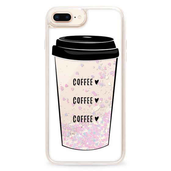 iPhone 8 Plus Cases - coffee coffee coffee