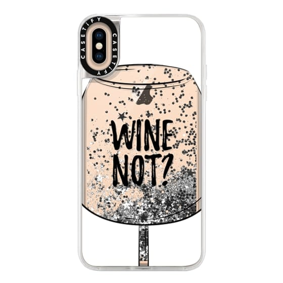 iPhone XS Max Cases - Wine Not?