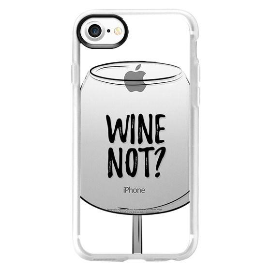 iPhone 4 Cases - Wine Not?