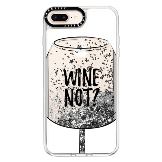 iPhone 8 Plus Cases - Wine Not?