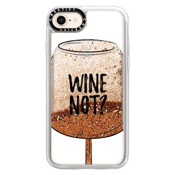 iPhone 8 Cases - Wine Not?