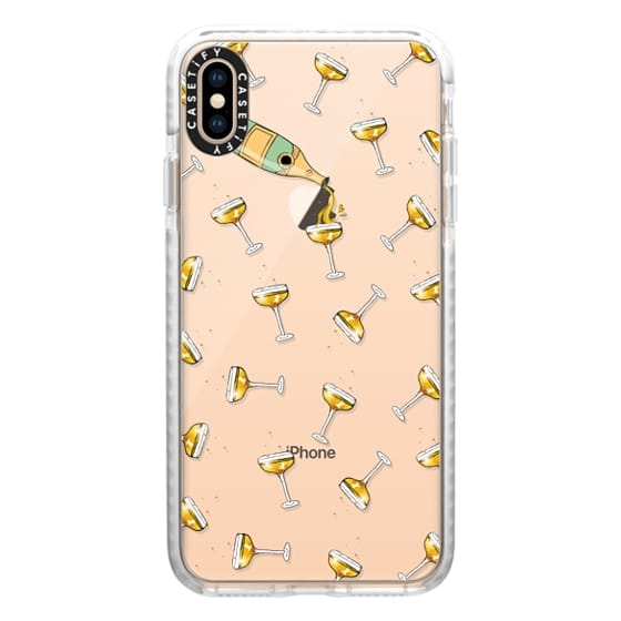 iPhone XS Max Cases - champagne dreams