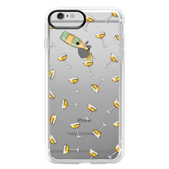 iPhone 6 Plus Cases - champagne dreams