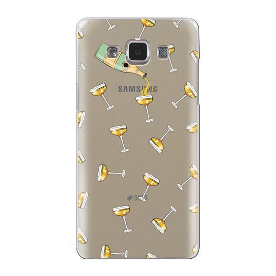 Samsung Galaxy A5 Cases - champagne dreams