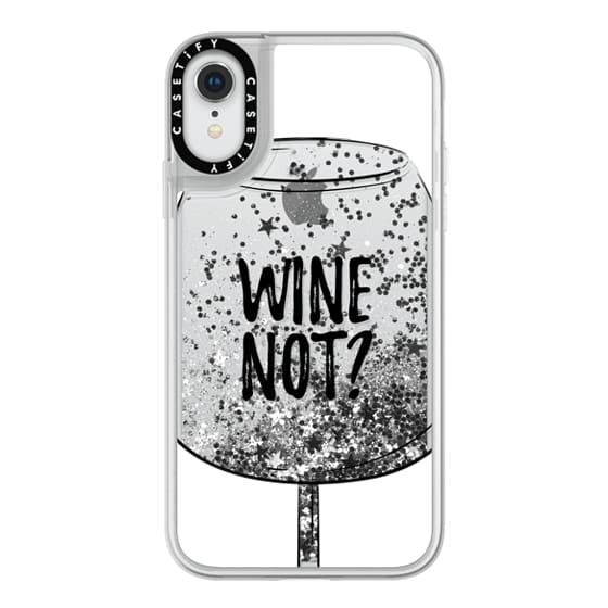 iPhone XR Cases - Wine Not?