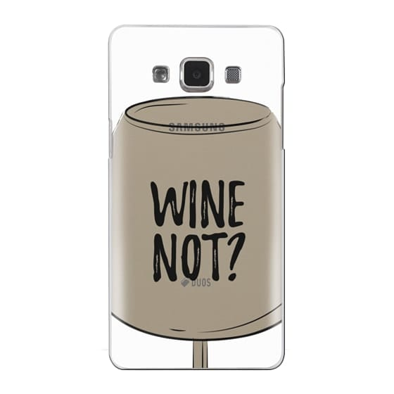 Samsung Galaxy A5 Cases - Wine Not?