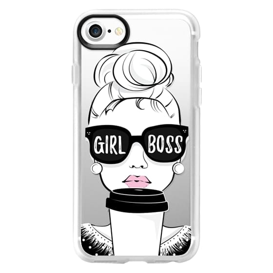 iPhone 7 Cases - Girl Boss